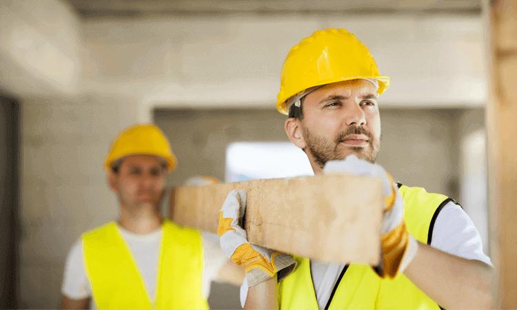 Betonarme ve ince inşaat çalışmaları
